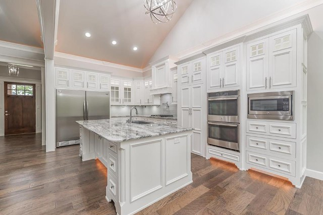 Kitchen, Real Estate Construction in Bentonville, AR